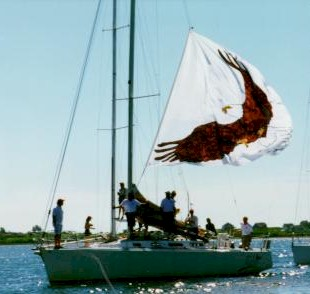 J/120 Rebel at Block Island Race Week